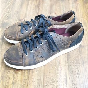 Marc mason leather sneakers